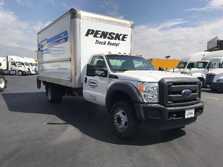 Used Medium Duty Box Trucks For Sale in CA - Penske Used Trucks