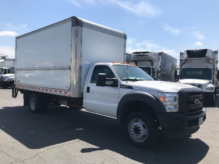 Medium Duty Box Truck-Light and Medium Duty Trucks-Ford-2016-F450-TORRANCE-CA-71,098 miles-$37,250
