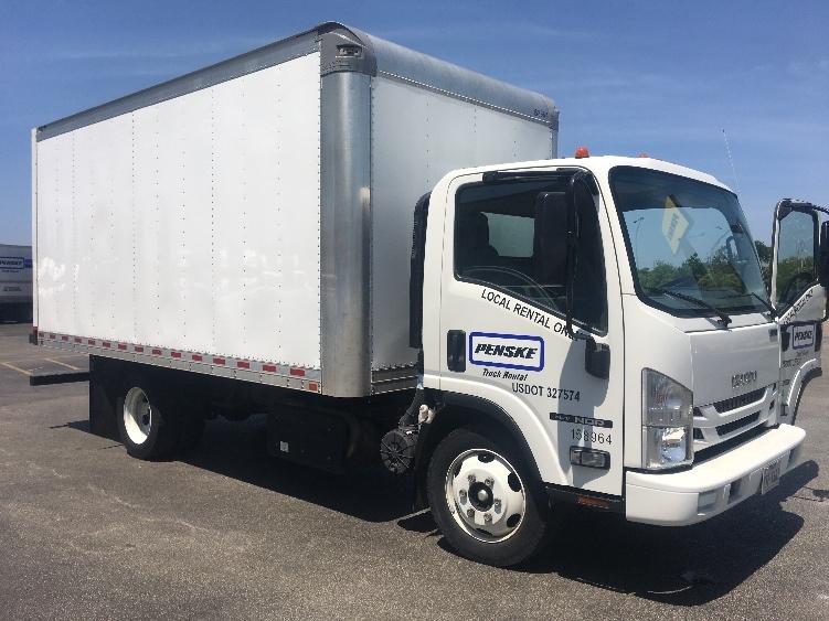 Used Isuzu NQRs For Sale - Penske Used Trucks