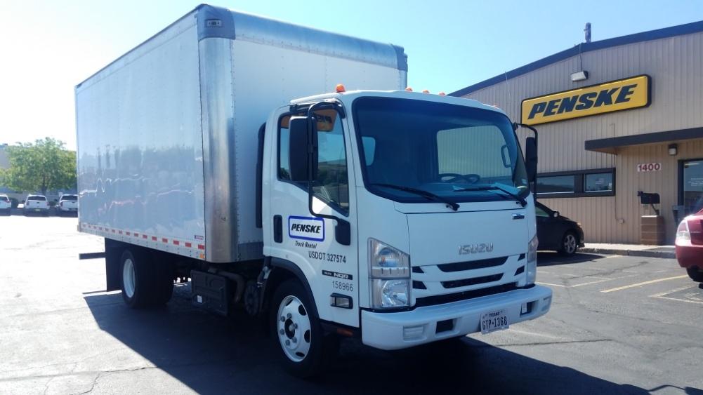 Medium Duty Box Truck-Light and Medium Duty Trucks-Isuzu-2016-NQR-ALBUQUERQUE-NM-62,895 miles-$41,250