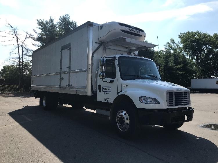 Reefer Truck-Light and Medium Duty Trucks-Freightliner-2017-M2-MEDFORD-MA-84,296 miles-$58,250