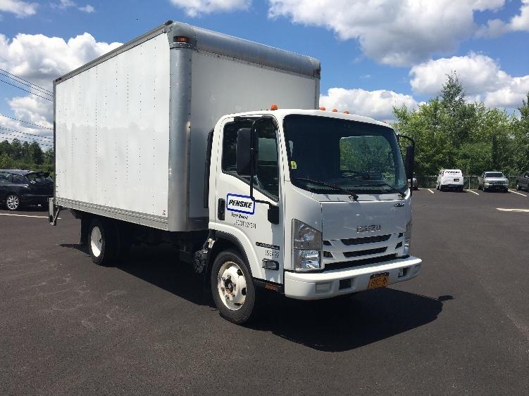 Medium Duty Box Truck-Light and Medium Duty Trucks-Isuzu-2016-NPR EFI-BINGHAMTON-NY-89,840 miles-$36,500