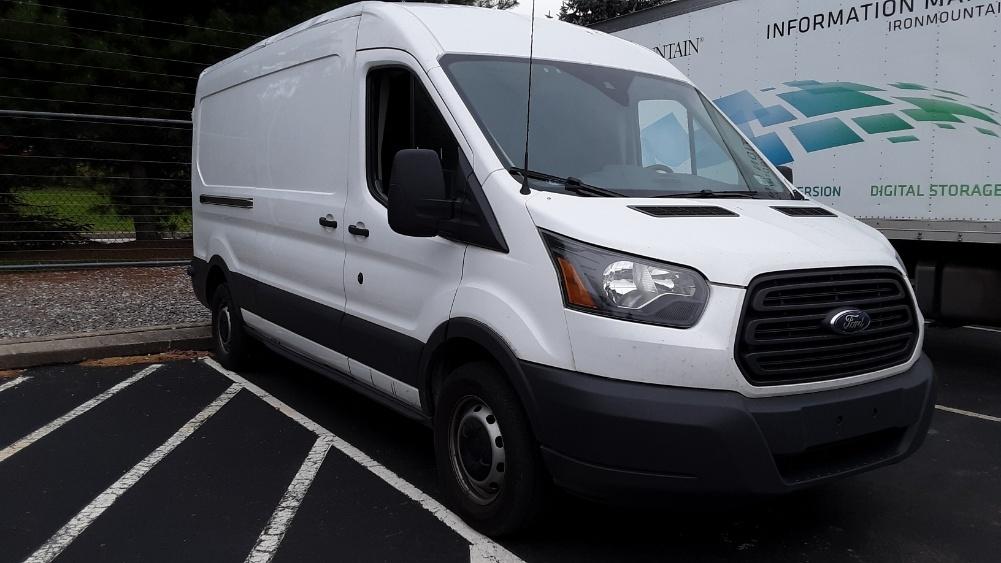 Cargo Van (Panel Van)-Light and Medium Duty Trucks-Ford-2016-TRAN150-KING OF PRUSSIA-PA-158,356 miles-$16,000