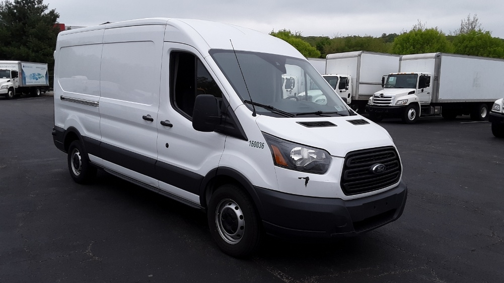 Cargo Van (Panel Van)-Light and Medium Duty Trucks-Ford-2016-TRAN150-KING OF PRUSSIA-PA-152,890 miles-$16,500