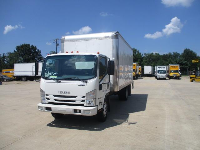 Medium Duty Box Truck-Light and Medium Duty Trucks-Isuzu-2016-NPR EFI-PITTSBURGH-PA-130,594 miles-$27,250
