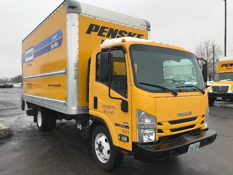 Medium Duty Box Truck-Light and Medium Duty Trucks-Isuzu-2016-NPR EFI-KANSAS CITY-MO-89,474 miles-$29,000