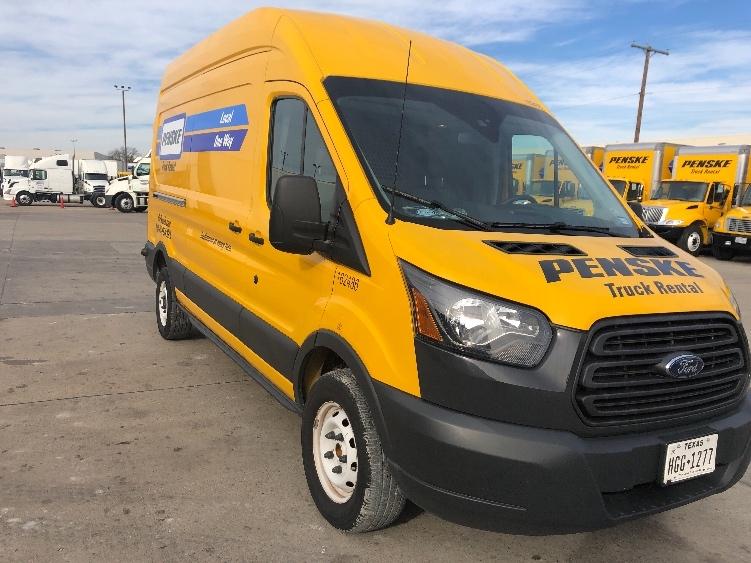 Cargo Van (Panel Van)-Light and Medium Duty Trucks-Ford-2016-TRAN250-DENVER-CO-90,944 miles-$22,750