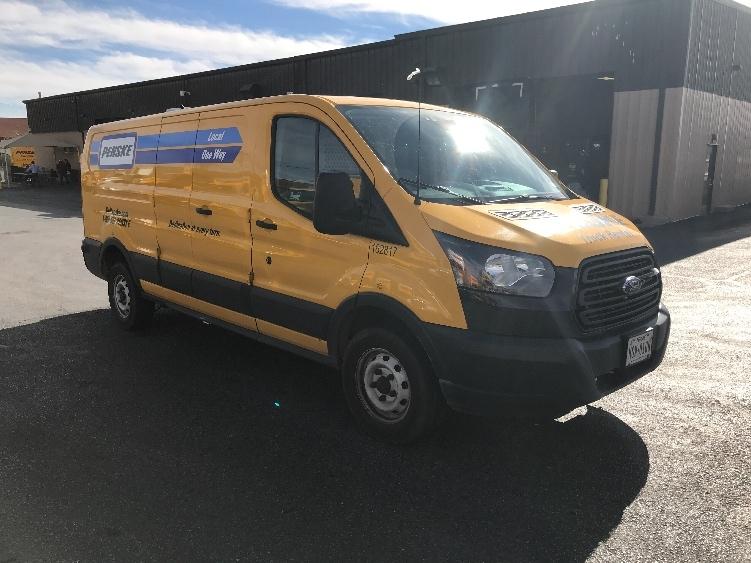 Cargo Van (Panel Van)-Light and Medium Duty Trucks-Ford-2016-TRAN250-EL PASO-TX-189,293 miles-$14,750