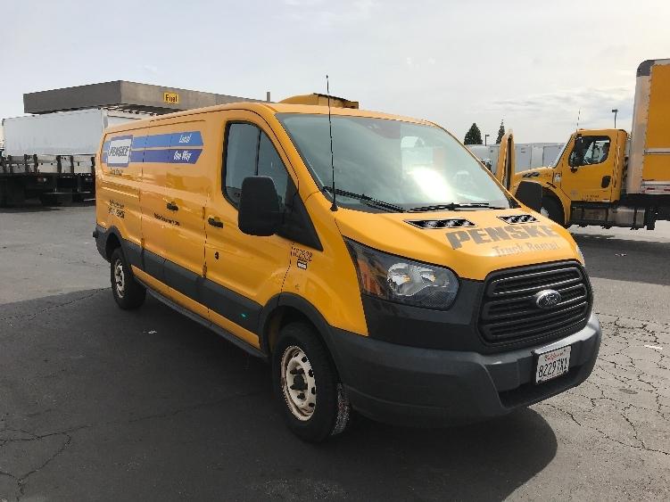 Cargo Van (Panel Van)-Light and Medium Duty Trucks-Ford-2016-TRAN250-TORRANCE-CA-79,310 miles-$17,750