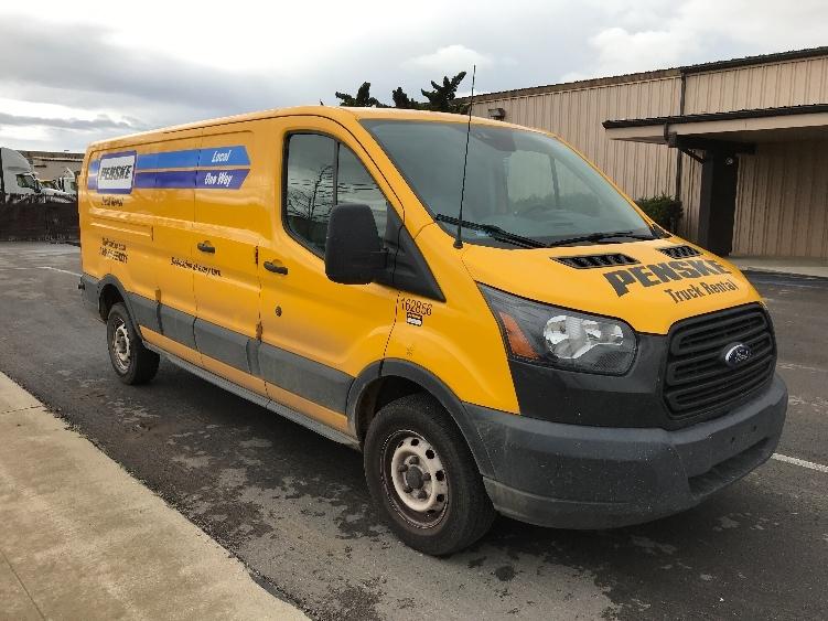 Cargo Van (Panel Van)-Light and Medium Duty Trucks-Ford-2016-TRAN250-FONTANA-CA-81,354 miles-$19,250