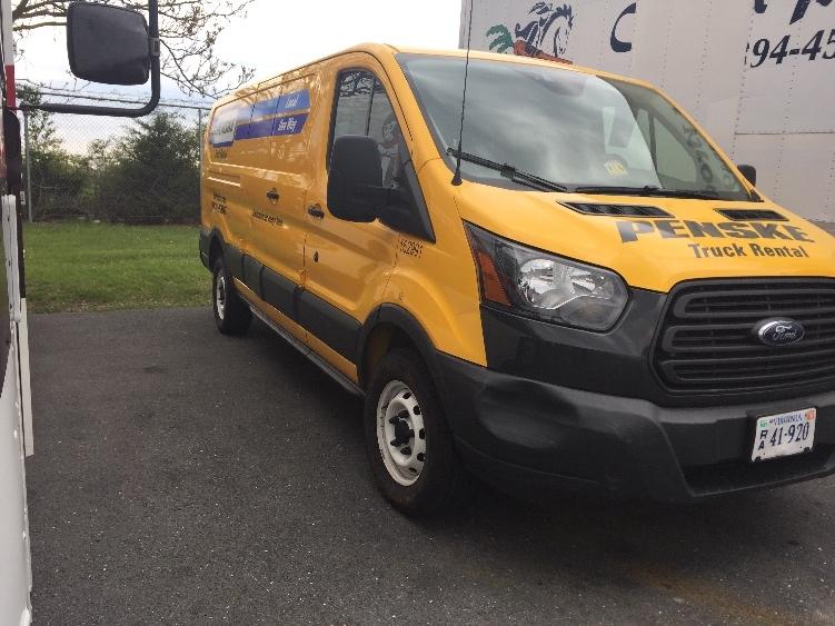 Cargo Van (Panel Van)-Light and Medium Duty Trucks-Ford-2016-TRAN250-HARRISONBURG-VA-65,203 miles-$22,750