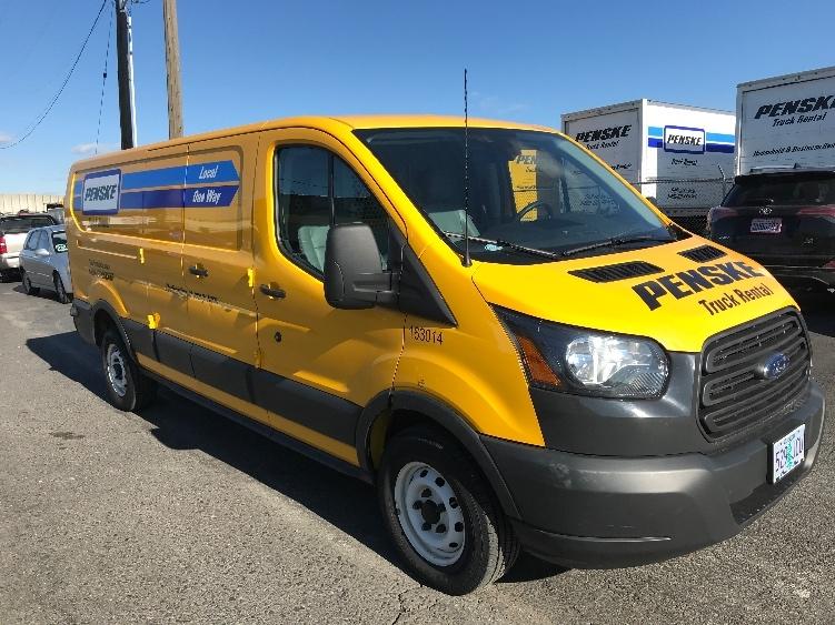 Cargo Van (Panel Van)-Light and Medium Duty Trucks-Ford-2016-TRAN250-CLACKAMAS-OR-60,132 miles-$23,250