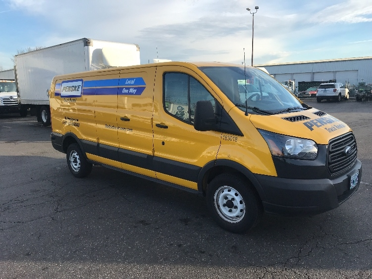 Cargo Van (Panel Van)-Light and Medium Duty Trucks-Ford-2016-TRAN250-PORTLAND-OR-74,411 miles-$22,250