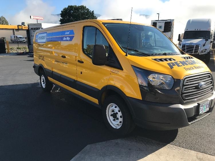Cargo Van (Panel Van)-Light and Medium Duty Trucks-Ford-2016-TRAN250-COBURG-OR-67,455 miles-$22,500