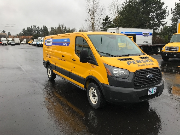 Cargo Van (Panel Van)-Light and Medium Duty Trucks-Ford-2016-TRAN250-PORTLAND-OR-57,344 miles-$23,750