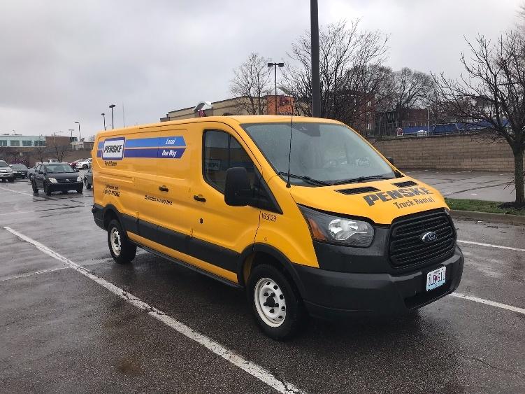 Cargo Van (Panel Van)-Light and Medium Duty Trucks-Ford-2016-TRAN250-KANSAS CITY-MO-76,110 miles-$22,250