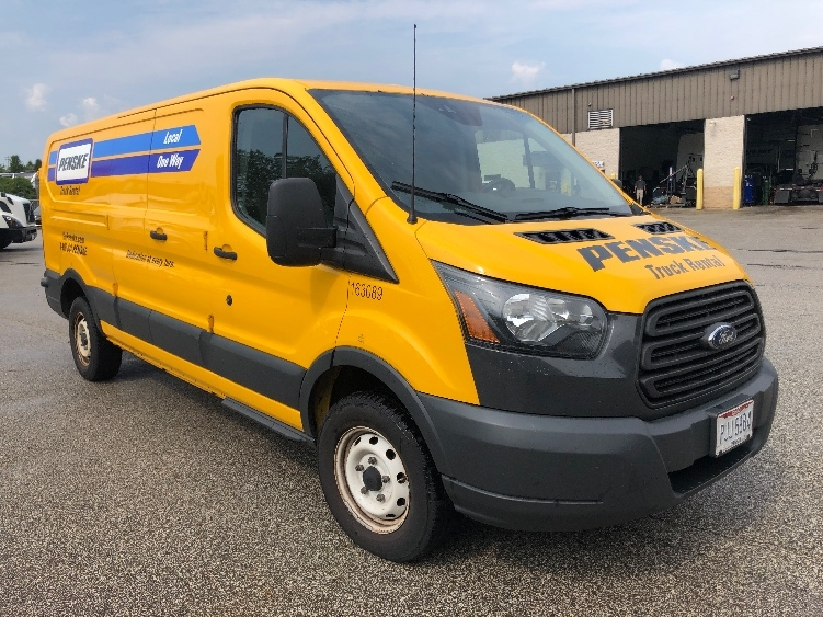 Cargo Van (Panel Van)-Light and Medium Duty Trucks-Ford-2016-TRAN250-CANTON-OH-122,108 miles-$16,500