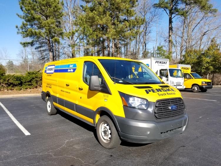 Cargo Van (Panel Van)-Light and Medium Duty Trucks-Ford-2016-TRAN250-MEBANE-NC-75,634 miles-$21,250