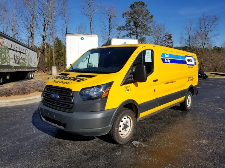 Cargo Van (Panel Van)-Light and Medium Duty Trucks-Ford-2016-TRAN250-MEBANE-NC-79,694 miles-$21,250