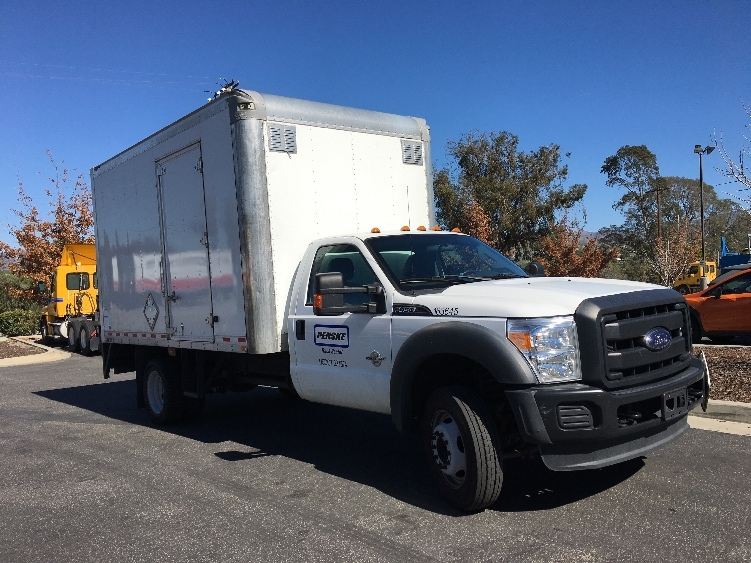 Medium Duty Box Truck-Light and Medium Duty Trucks-Ford-2016-F450-TORRANCE-CA-49,394 miles-$46,750