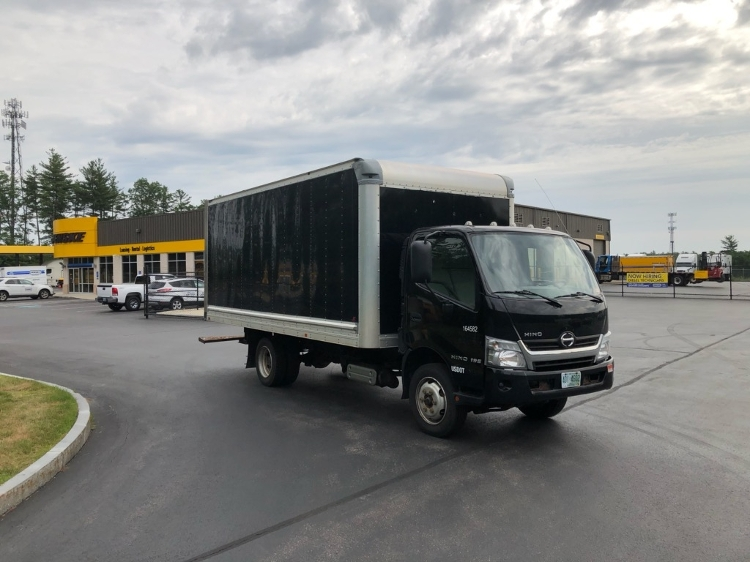 Medium Duty Box Truck-Light and Medium Duty Trucks-Hino-2017-195-LONDONDERRY-NH-155,059 miles-$25,500