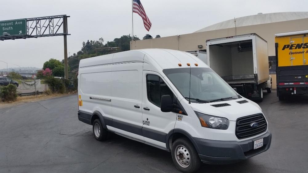 Cargo Van (Panel Van)-Light and Medium Duty Trucks-Ford-2016-TRAN350-TORRANCE-CA-49,731 miles-$32,000