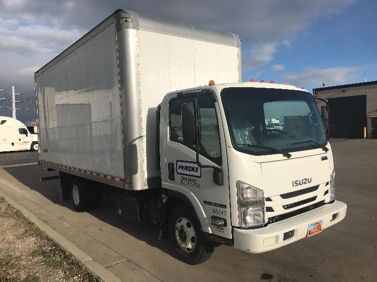Medium Duty Box Truck-Light and Medium Duty Trucks-Isuzu-2016-NPR-WEST VALLEY CITY-UT-85,609 miles-$32,250