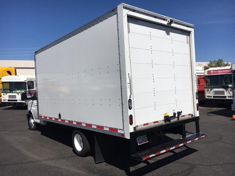 Light Duty Box Truck-Light and Medium Duty Trucks-GMC-2016-Savana G33903-PHOENIX-AZ-21,131 miles-$34,250