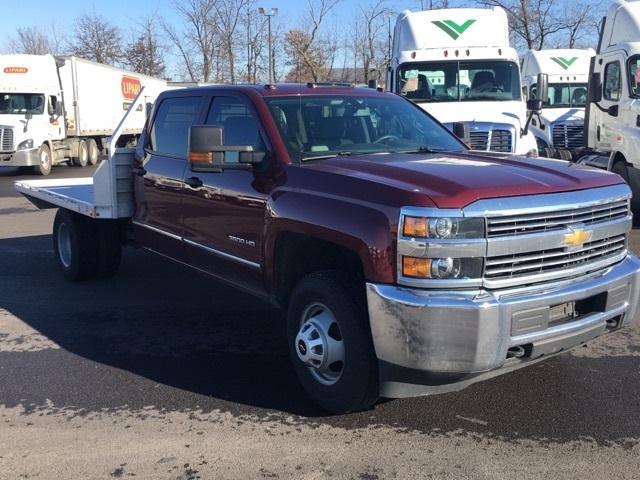 Flatbed Truck-Light and Medium Duty Trucks-Chevrolet-2016-SILVERAD-GAHANNA-OH-71,542 miles-$37,500