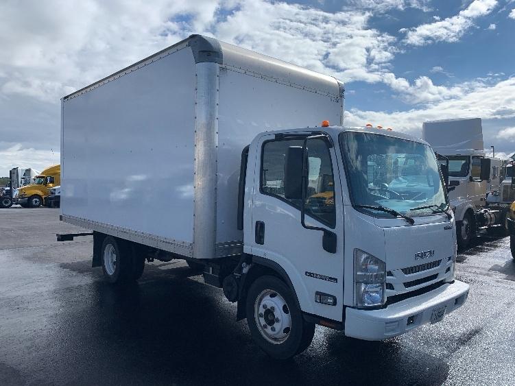Medium Duty Box Truck-Light and Medium Duty Trucks-Isuzu-2016-NPR EFI-DENVER-CO-140,571 miles-$25,250