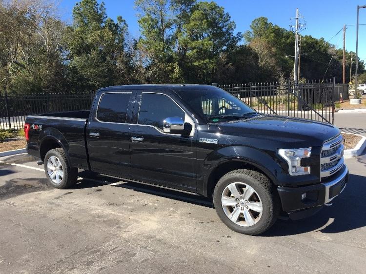 Pickup Truck-Light and Medium Duty Trucks-Ford-2016-F150-MOBILE-AL-26,786 miles-$42,250