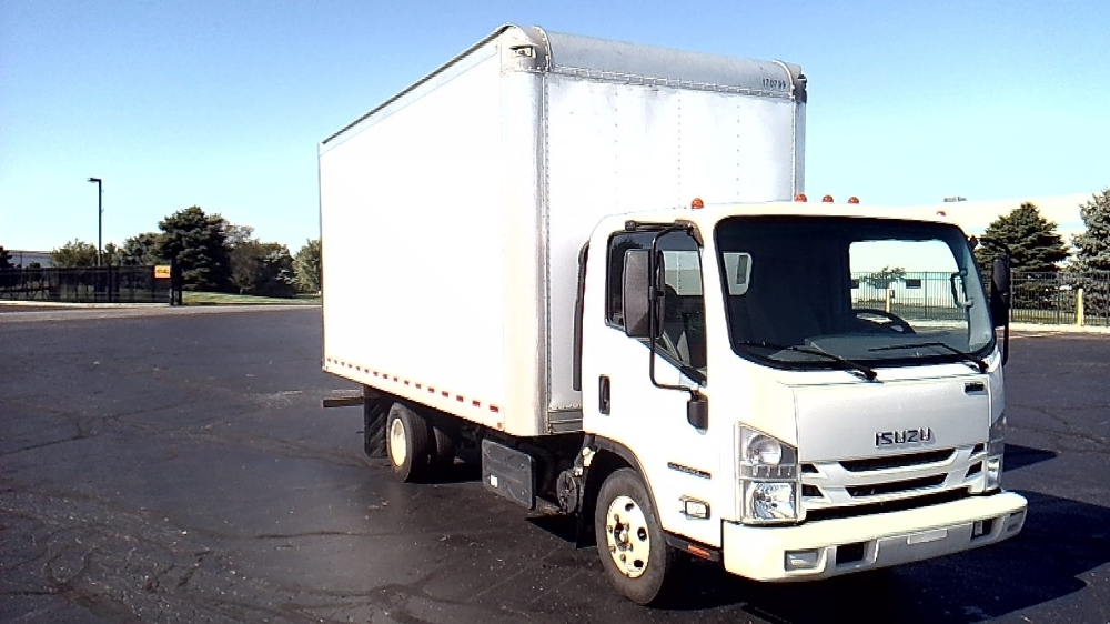 Used Isuzu NPRs For Sale - Penske Used Trucks