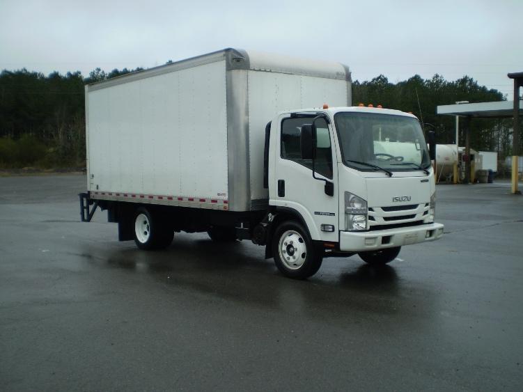 Medium Duty Box Truck-Light and Medium Duty Trucks-Isuzu-2016-NPR EFI-BOAZ-AL-95,913 miles-$29,750