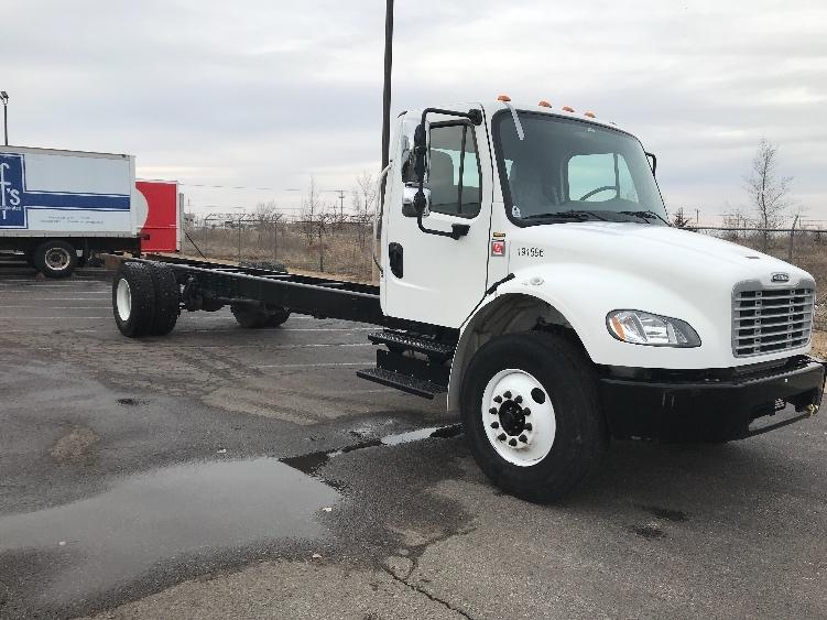 Medium Duty Box Truck-Light and Medium Duty Trucks-Freightliner-2018-M2-WICHITA-KS-34,529 miles-$66,250