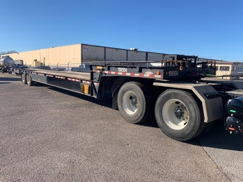 Flatbed Trailer-Semi Trailers-Ledwell-2017-Trailer-BEAUMONT-TX-102,906 miles-$63,500