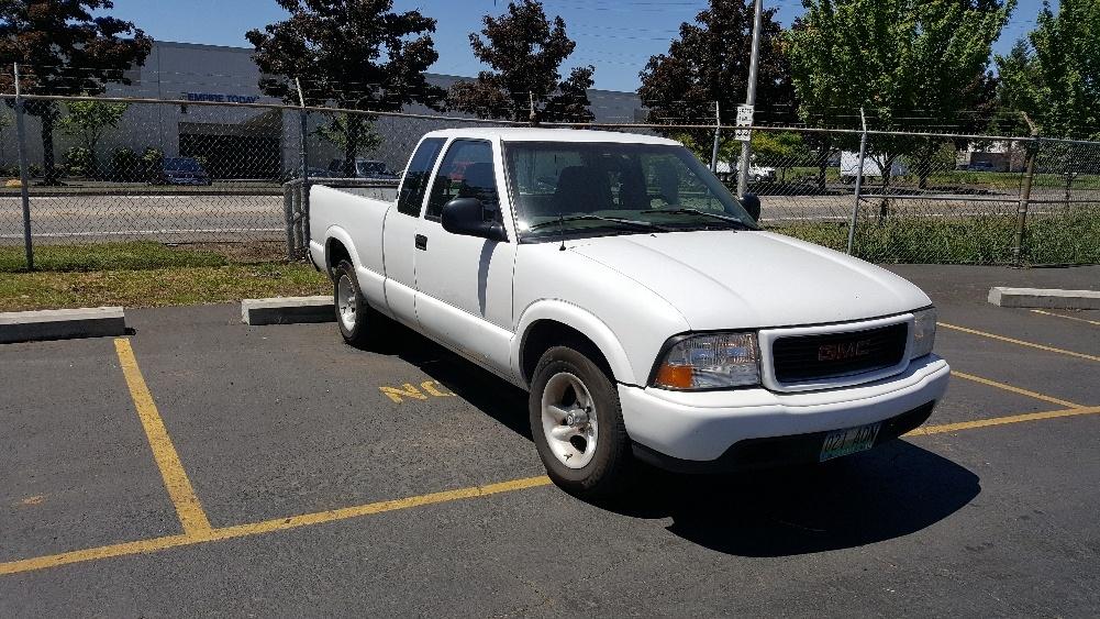 Pickup Truck-Light and Medium Duty Trucks-GMC-1998-SONOMACC-WILSONVILLE-OR-145,789 miles-$1,000