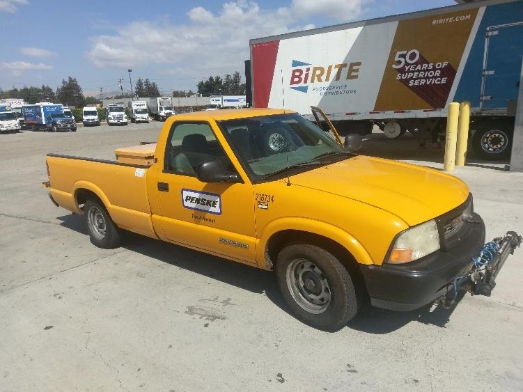 Pickup Truck-Light and Medium Duty Trucks-GMC-1998-SONOMA-SANTA CLARA-CA-431,061 miles-$2,500