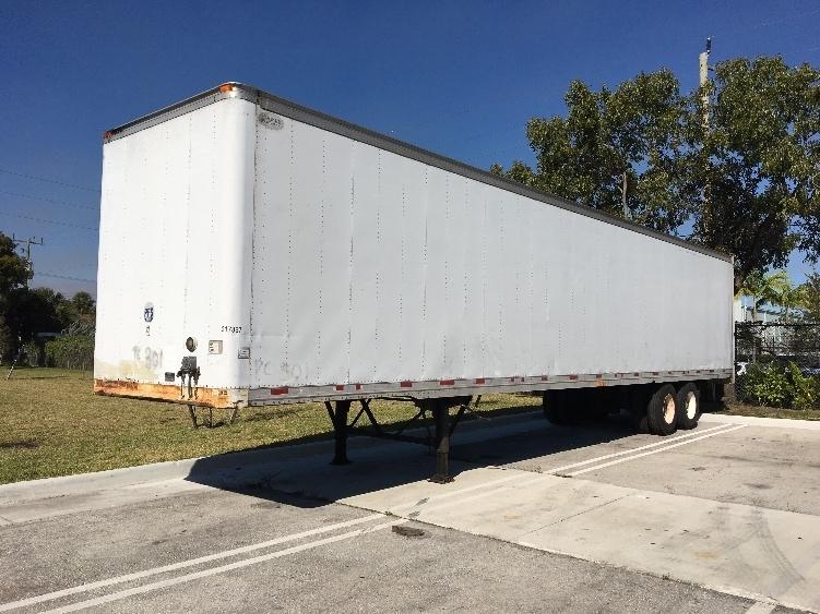 Dry Van Trailer-Semi Trailers-Dorsey-1998-Trailer-MEDLEY-FL-354,193 miles-$5,500