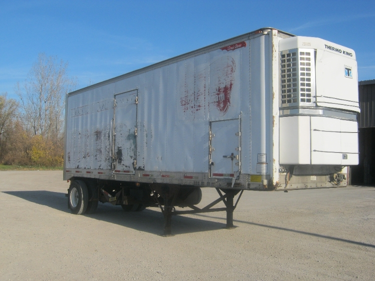 Reefer Trailer-Semi Trailers-Great Dane-1999-Trailer-AKRON-NY-438,855 miles-$2,750