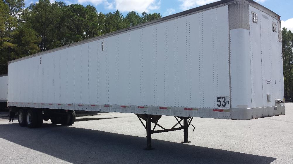 Dry Van Trailer-Semi Trailers-Trailmobile-1999-Trailer-COLUMBUS-GA-153,949 miles-$8,000