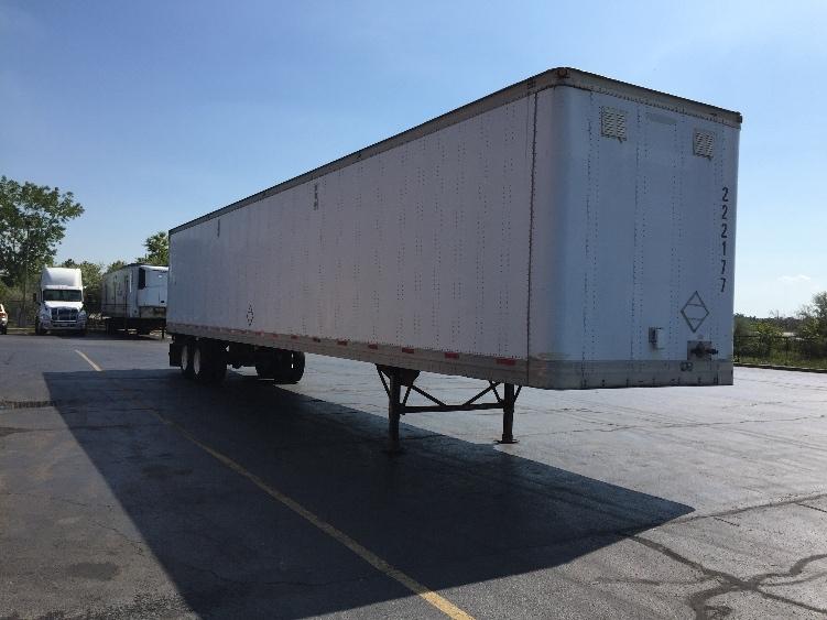 Dry Van Trailer-Semi Trailers-Trailmobile-1999-Trailer-ROCHESTER-NY-125,072 miles-$6,750