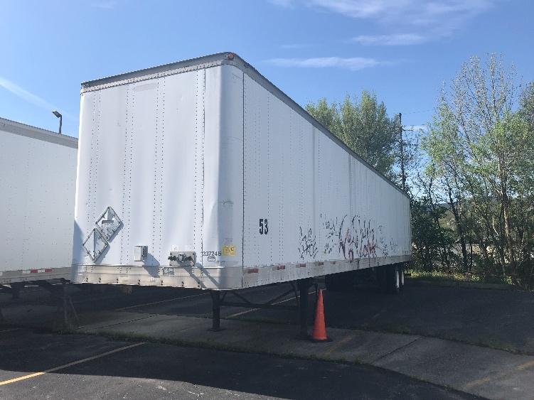 Dry Van Trailer-Semi Trailers-Trailmobile-2000-Trailer-GREENSBORO-NC-747,058 miles-$8,000