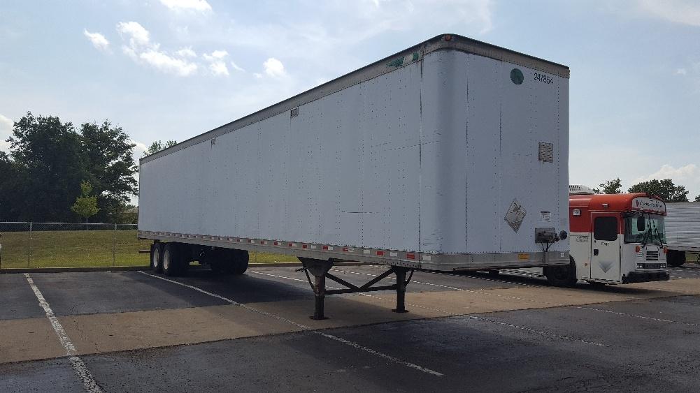 Dry Van Trailer-Semi Trailers-Great Dane-2000-Trailer-LOUISVILLE-KY-281,650 miles-$8,000