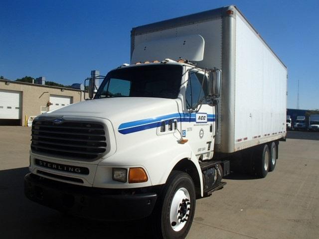 Medium Duty Box Truck-Light and Medium Duty Trucks-Sterling-2000-LT9500-ALLEN PARK-MI-331,354 miles-$8,500