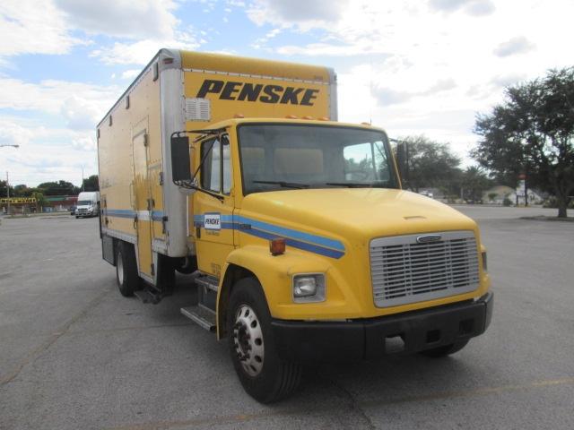 Medium Duty Box Truck-Light and Medium Duty Trucks-Freightliner-2001-FL70-TAMPA-FL-221,845 miles-$11,500