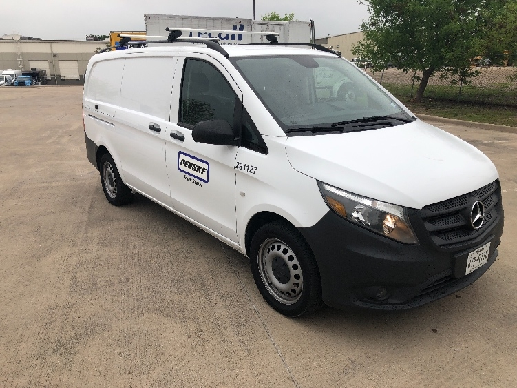 Cargo Van (Panel Van)-Light and Medium Duty Trucks-Mercedes-2016-METRIS-DALLAS-TX-22,706 miles-$27,000