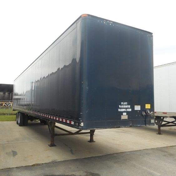 Dry Van Trailer-Semi Trailers-Great Dane-2003-Trailer-EAST LIBERTY-OH-5,123 miles-$6,750