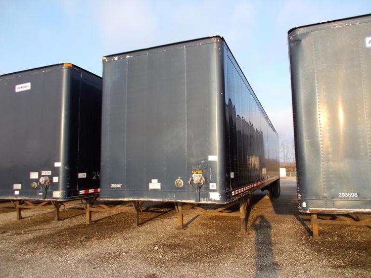 Dry Van Trailer-Semi Trailers-Great Dane-2003-Trailer-COLUMBUS-OH-126,195 miles-$8,250