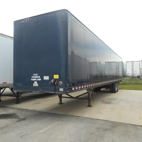 Dry Van Trailer-Semi Trailers-Great Dane-2003-Trailer-COLUMBUS-OH-3,037 miles-$8,000