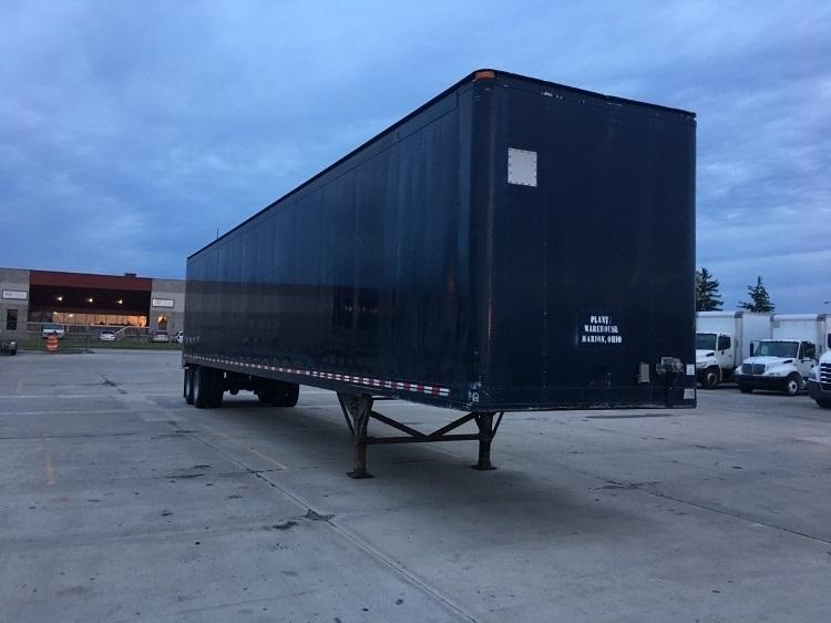 Dry Van Trailer-Semi Trailers-Great Dane-2003-Trailer-EAST LIBERTY-OH-57,000 miles-$8,250